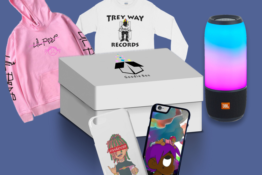 "- The BeatBox is a thing that all music lovers will fall in love with. Even if you're thinking ""I only love my bed and my momma, I'm sorry"", this box will change that. In this package, you can expect to receive items ranging anywhere from cell phone accessories to top apparel of today's hit artists."