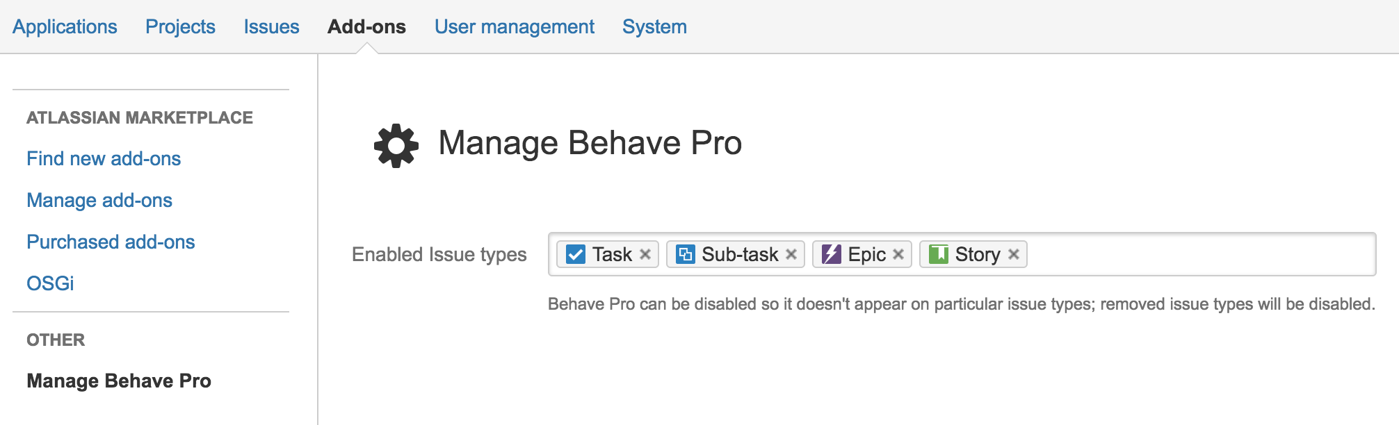 Hindsight Manage Behave Pro screenshot