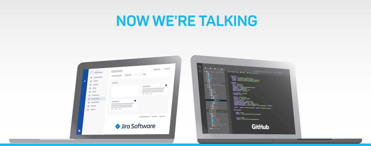 Now we're talking - Jira Software and Github laptops - user story examples