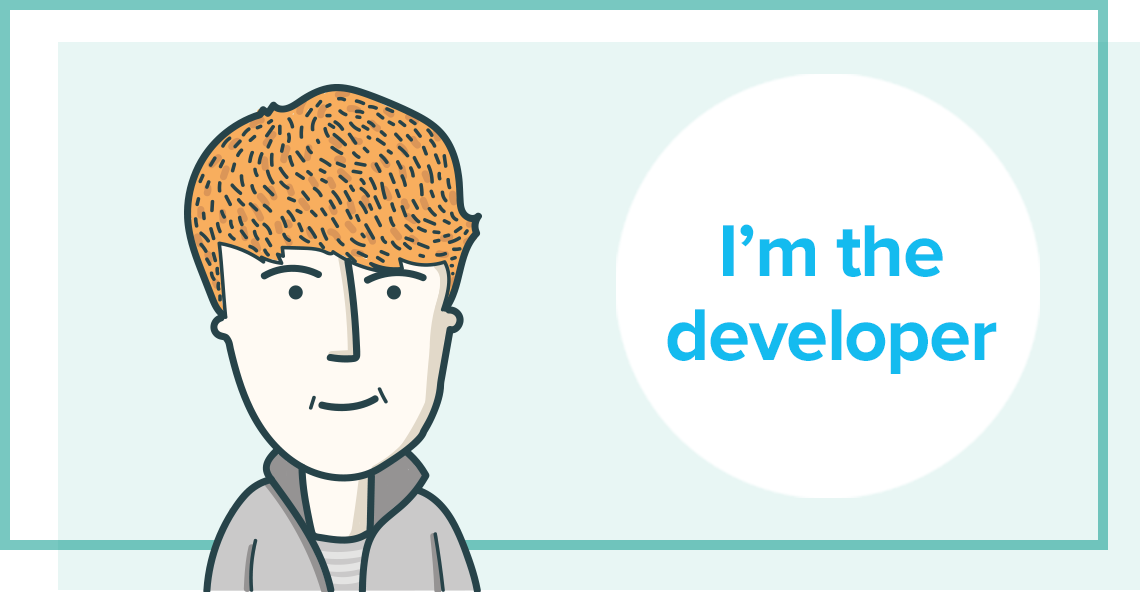BDD for developers - As a developer you want to confidently build what the business has asked for. You'd like to spend less time on rework and have more time for new development work.