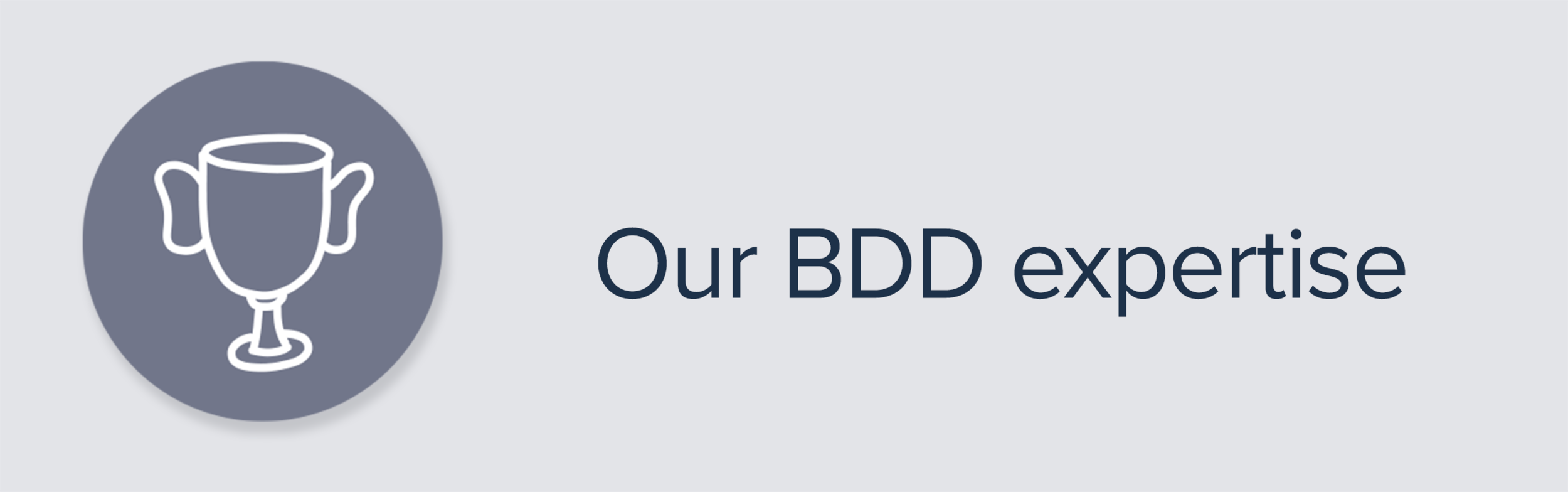 Our BDD expertise - cucumber tutorial - cucumber software