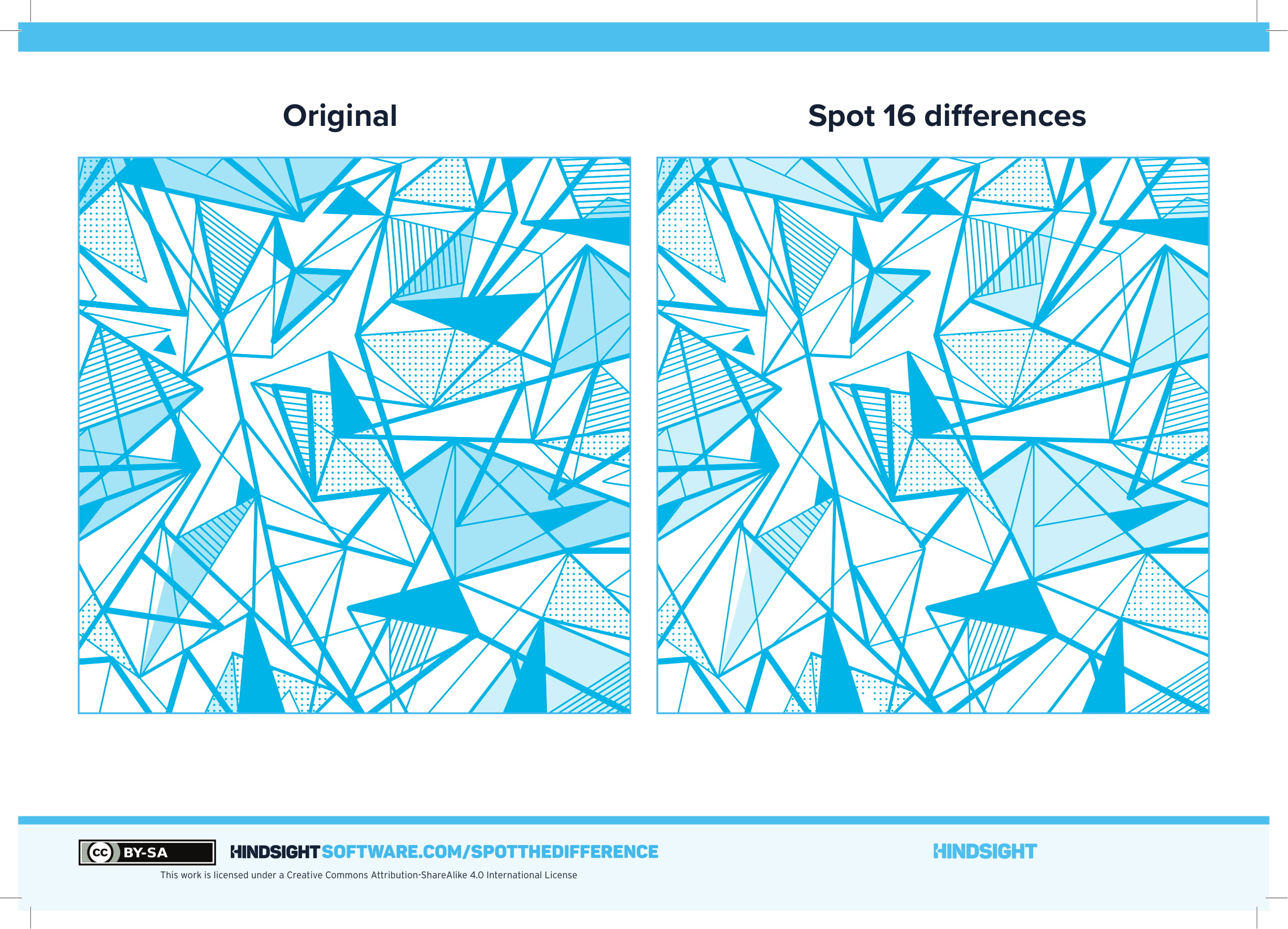 Spot the difference - Our BDD spot the difference is used to demonstrate how issues can be hard to spot when looking through a particular project. Here we look to show how focusing on a particular feature before moving onto the next can be beneficial to save time for the whole team.The results of the game help to show that getting the aspects right at earlier stages can save you time in the long run. It also demonstrates how splitting a project into smaller sections can make it seem more manageable and clearer to understand.