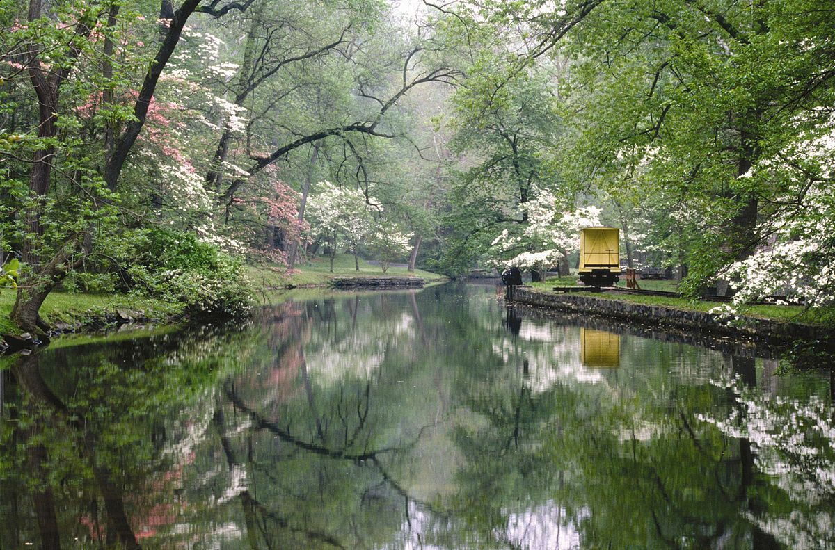 The Brandywine River, located 15 minutes from PENNSCYPAA 31