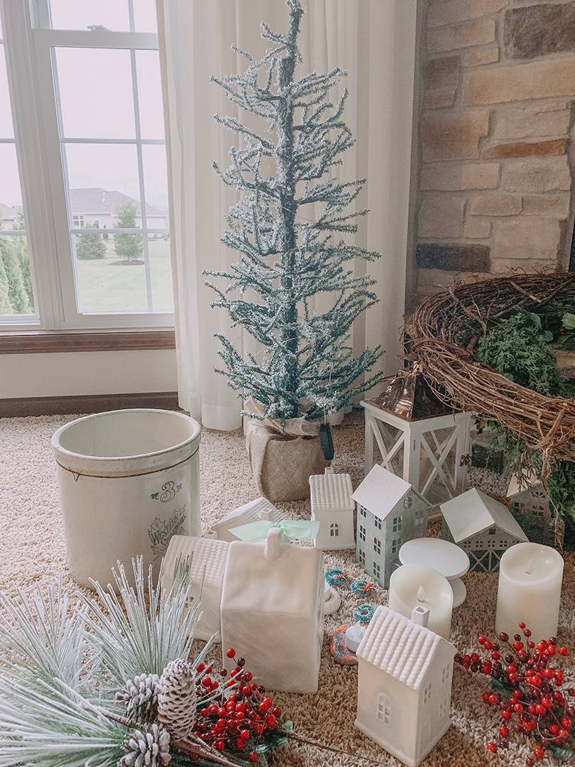 Christmas Decor Inspiration from Farmulosity