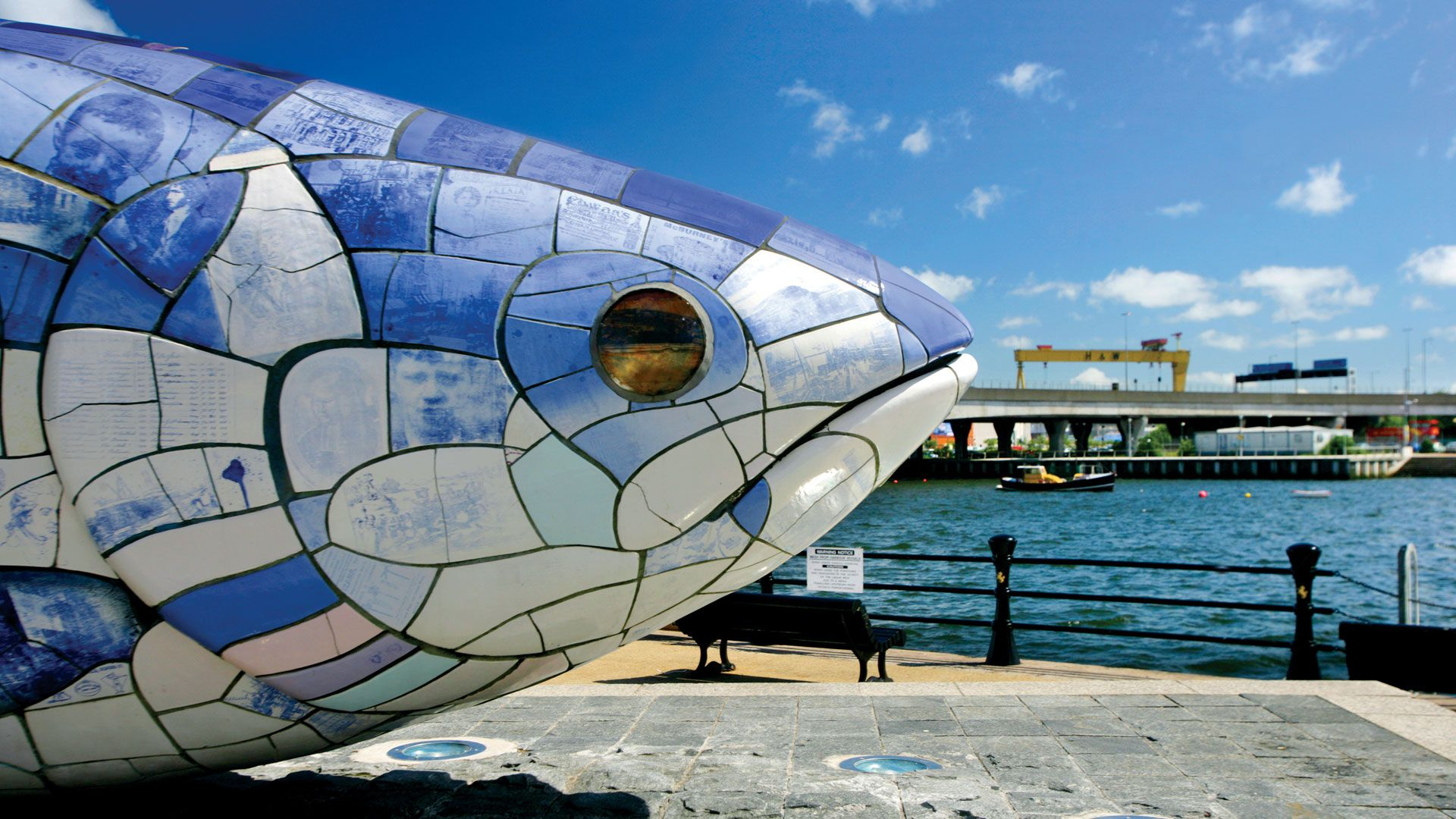 Big Fish & Chip Trip - Walking Tour plus stops for beer and an Award winning Fish & Chip lunch.