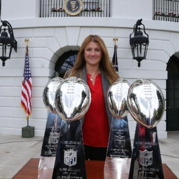 CHRISTY HUGGINS     Director of Social    10+ years in social media management for Eventbrite and the New England Patriots