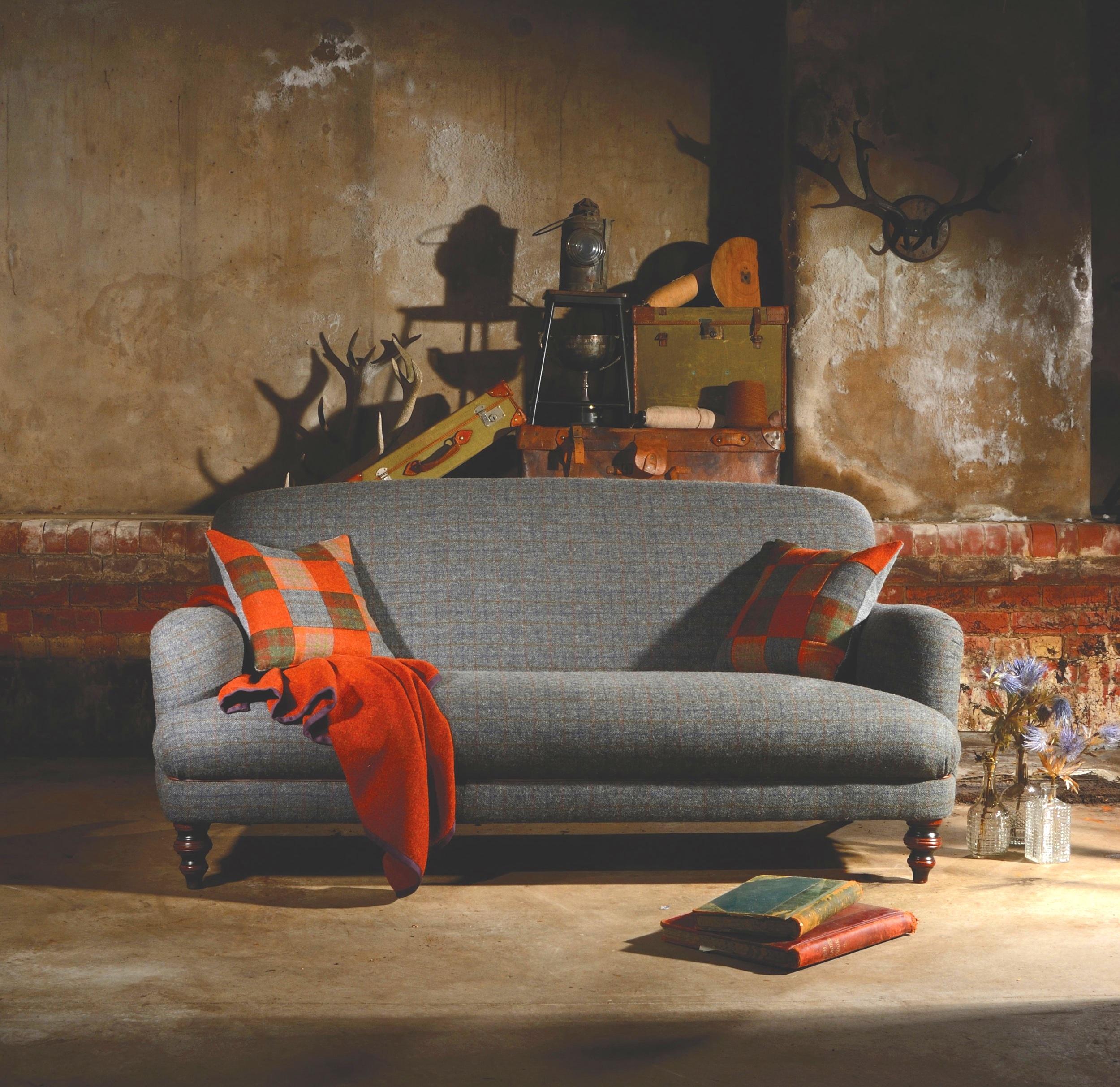 The Braemar   Midi Sofa: 185(W) 102(D) 88(H)  Petit Sofa: 155(W) 102(D) 88(H)  Chair: 88(W) 102(D) 88(H)  Chair: 88(W) 102(D) 88(H)   Sofa prices from:  £1575