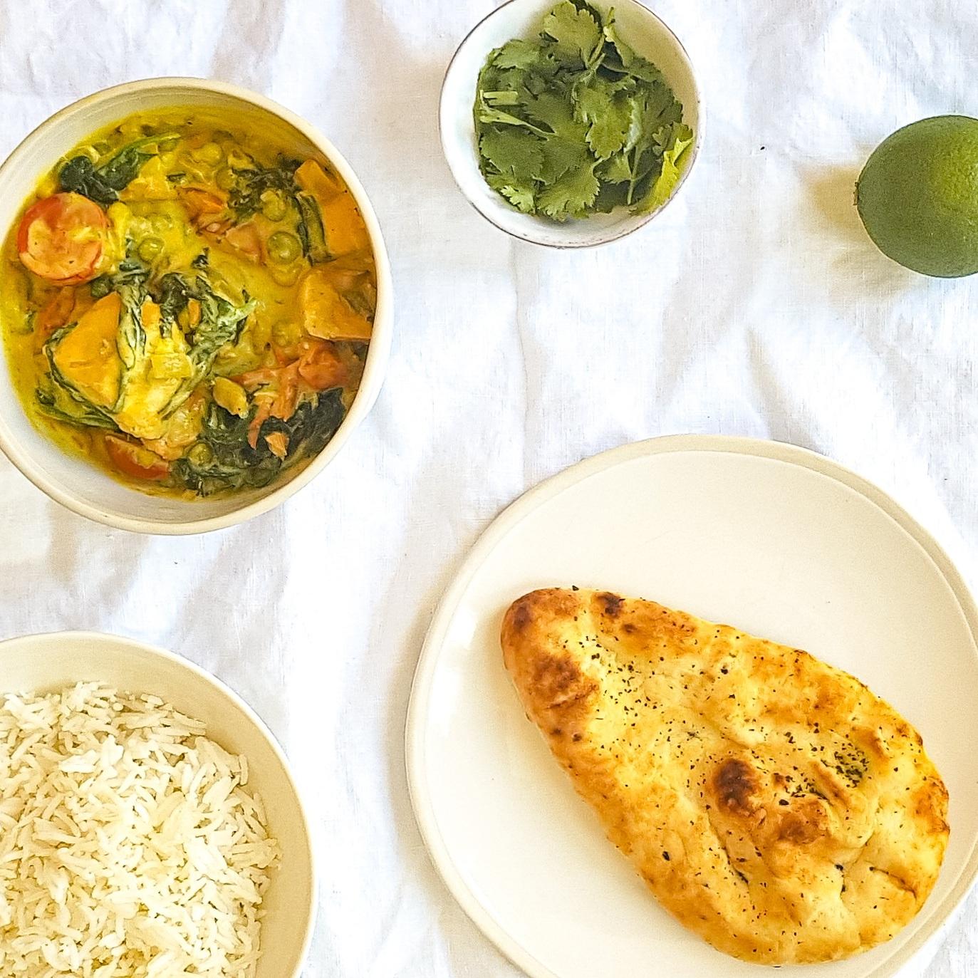 Salmon Curry Recipe