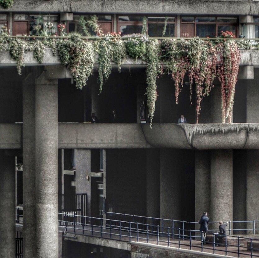 Quiet London: The Barbican Centre