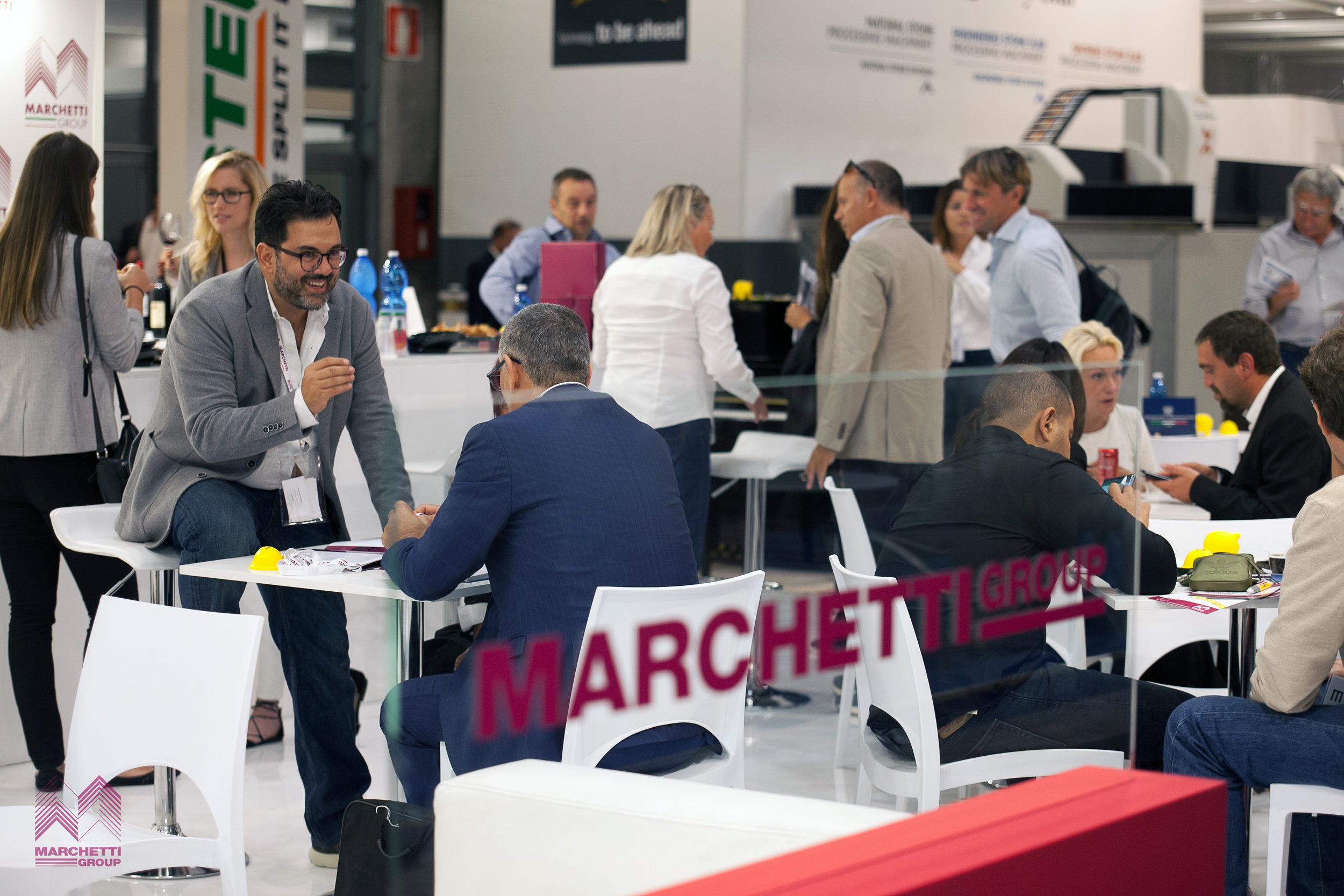 Officine Marchetti Booth at Verona Fair 2018.jpg