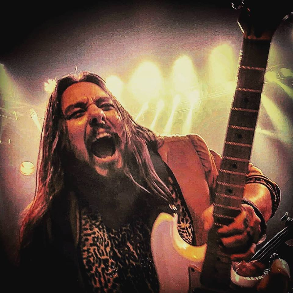 Lance Rodriguez - Guitars and Vox