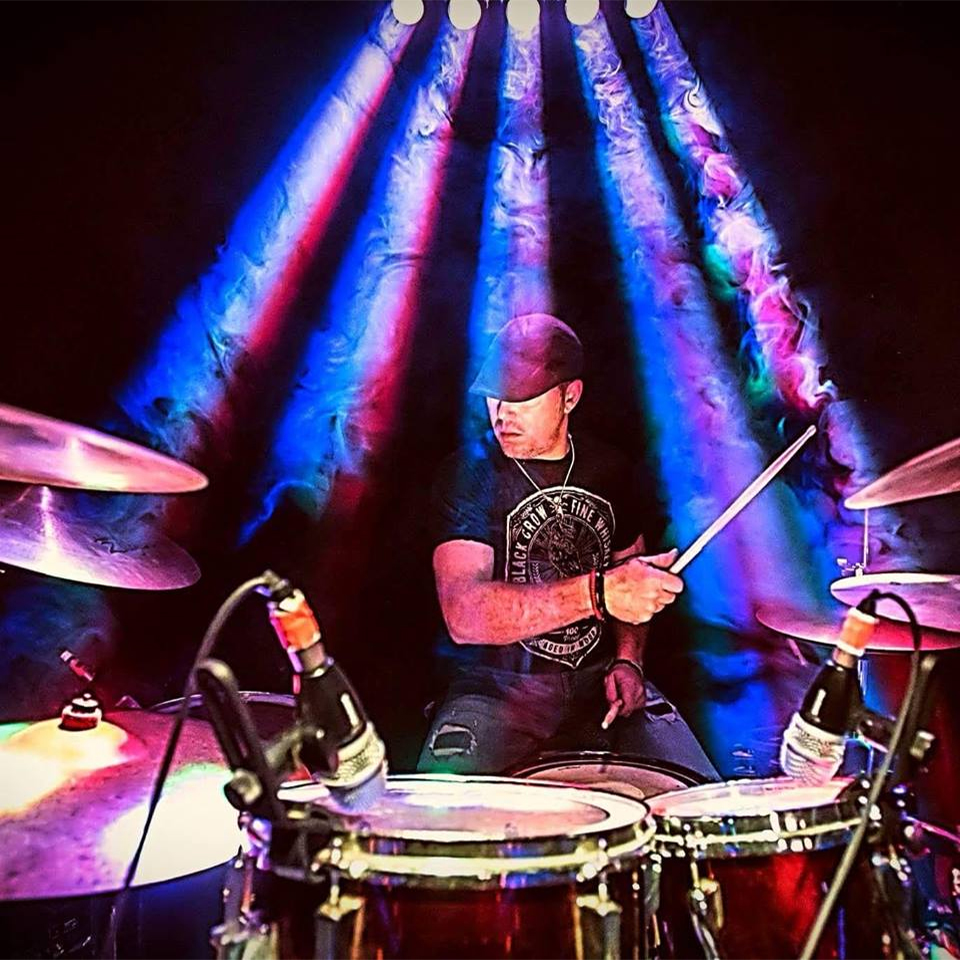Bronnie Turner - Drums