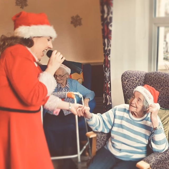Visit our Activities Blog for details on our Christmas antics including; our residents party, our trip to Wetherby Christmas Market, our Christmas show and more... https://www.ashfieldcarehome.com/activitiesblog/2019/1/17/christmas-amp-new-years-1819