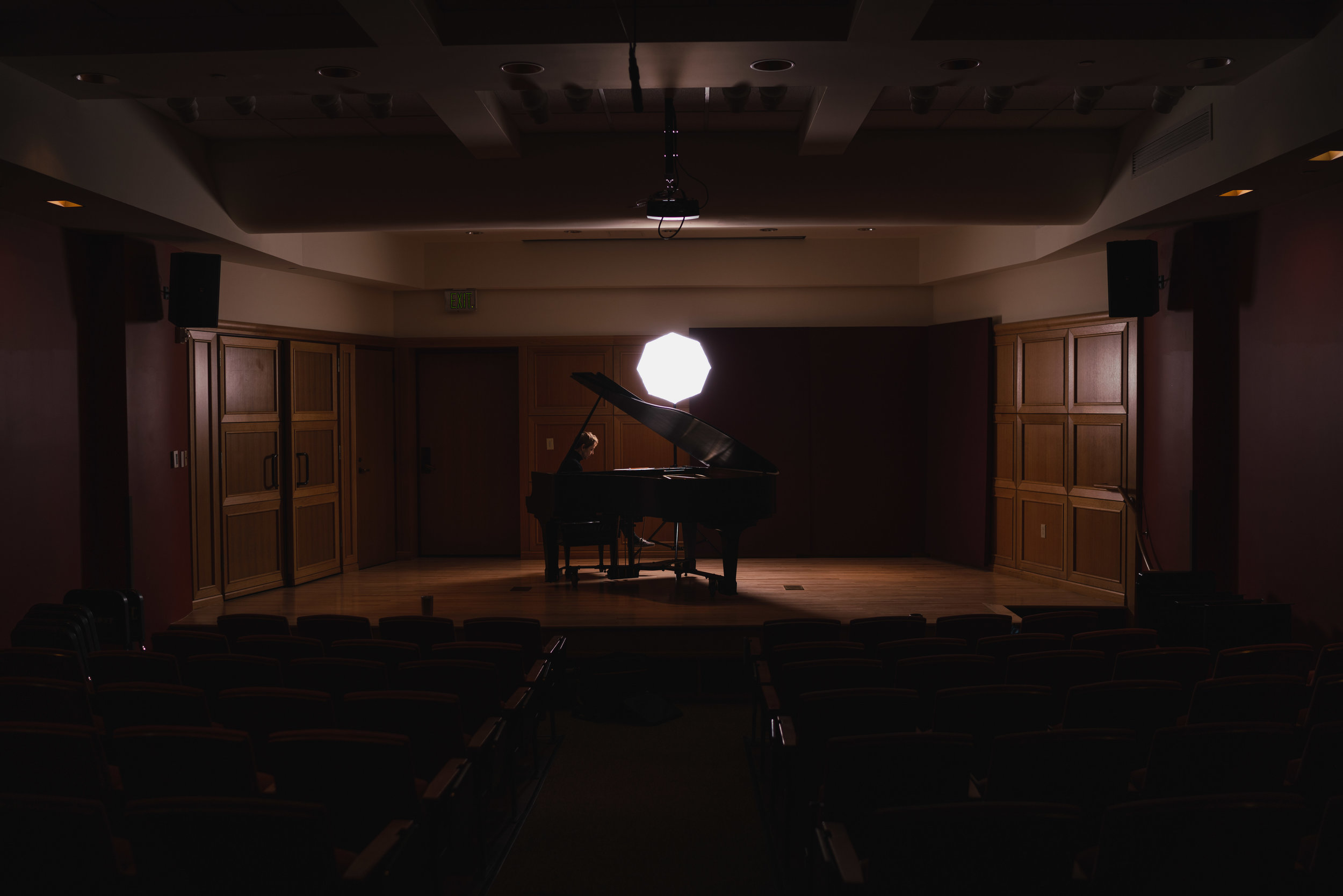 denver portrait photographer piano at university of denver