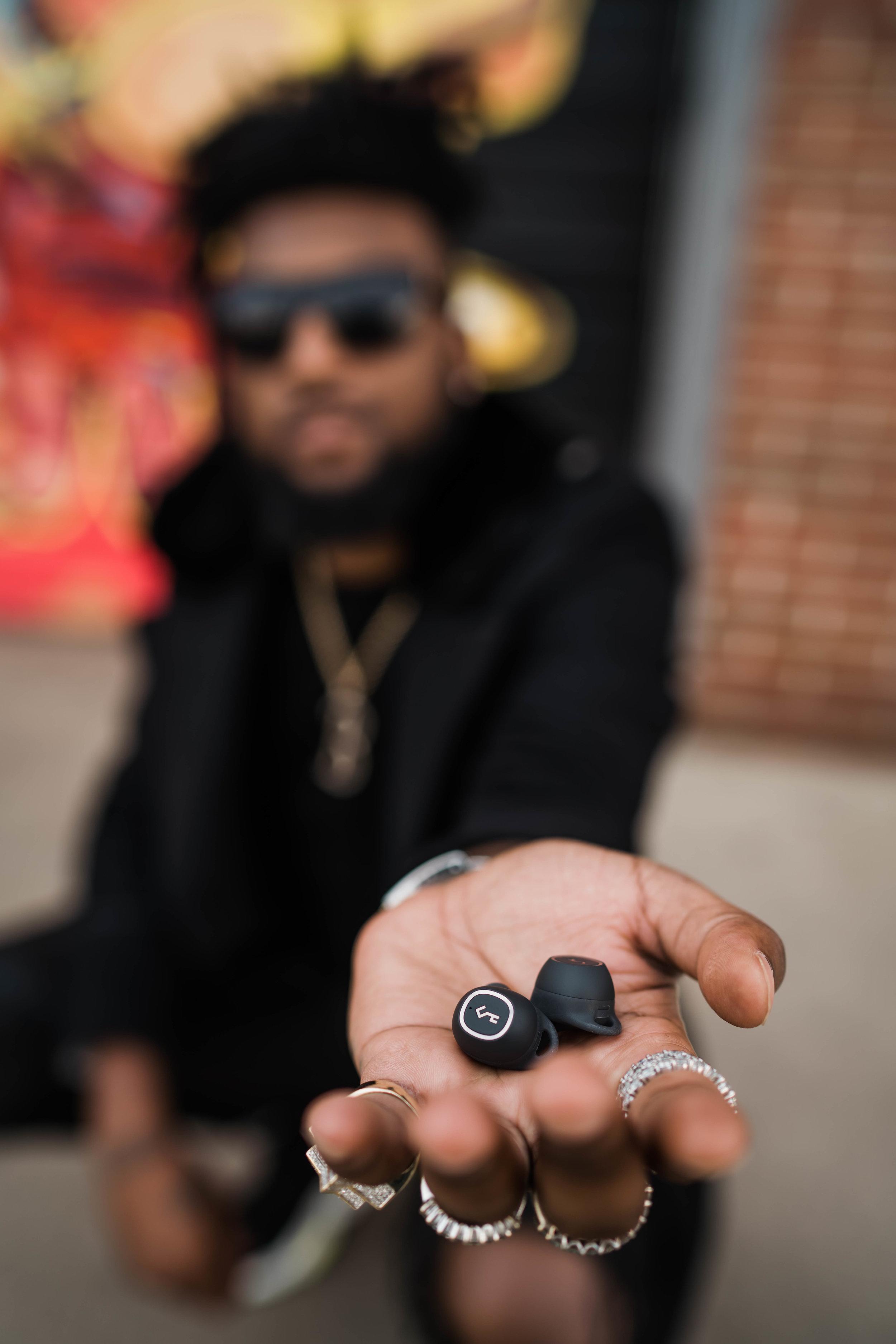 Denver commercial photographer with rapper famous kid brick celebrity photographer with headphones - DSC00624.jpg