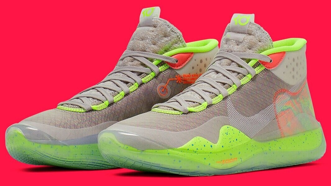 Universidad fantasma gris  Las 10 MEJORES zapatillas de baloncesto para empezar 2020 — Crónica  Suplente | Podcast Baloncesto - Zapatillas - Fantasy NBA