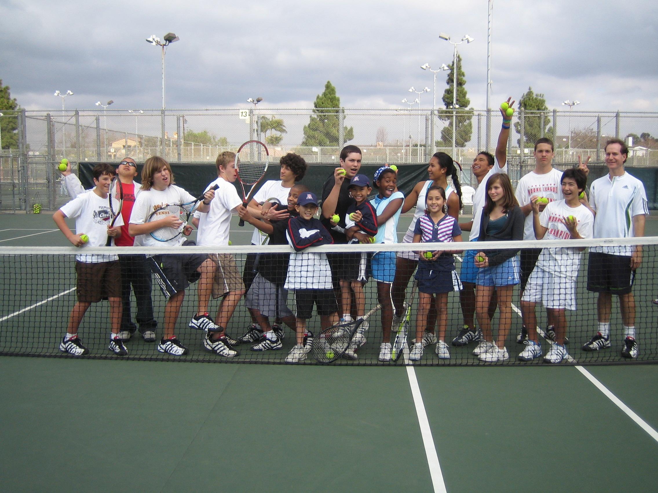 Tennis Academy.