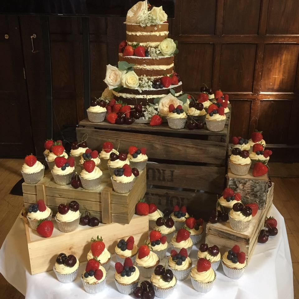 cake stands - £00.00