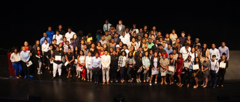 Roughly 240 New Orleans Public School Students make up the YouthForce Internship 2019 Summer Cohort.