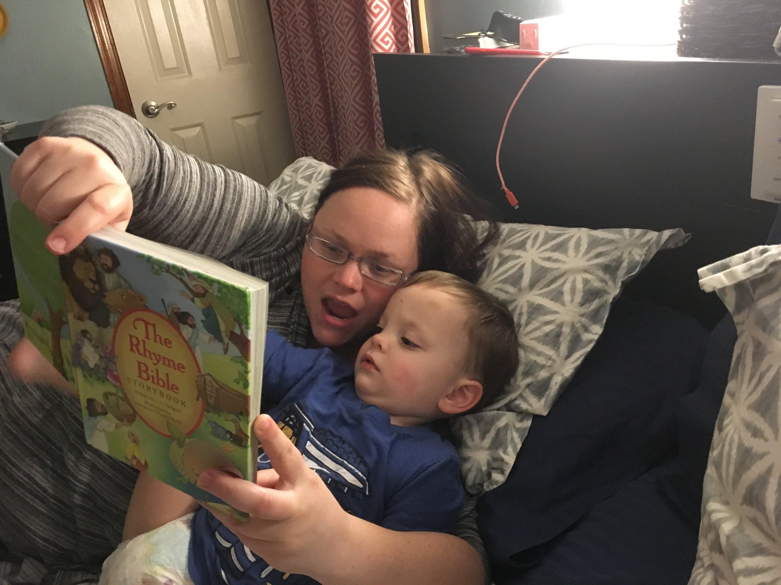 4 Mimi Parker reading Bible.jpg