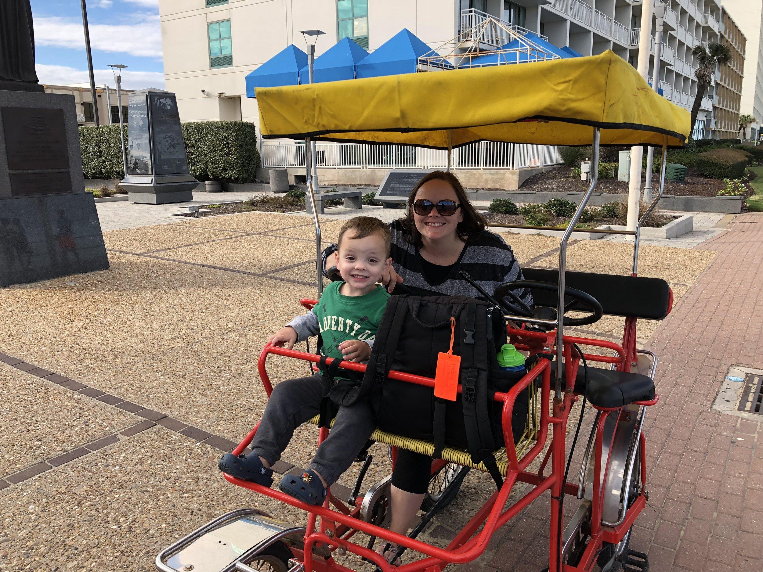 12 Mimi Parker bike cart.jpg
