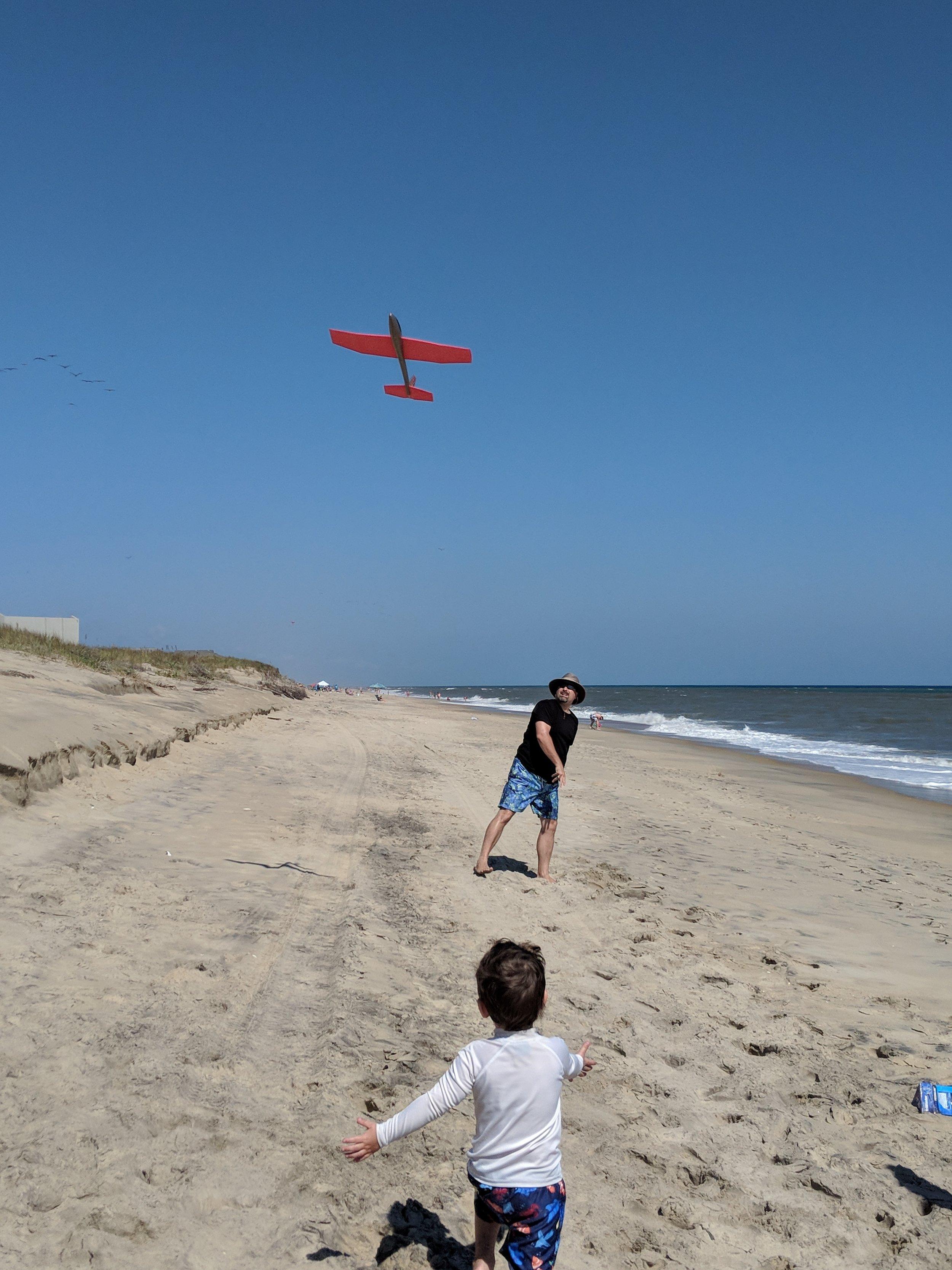 15 Nate Parker beach airplane.jpg