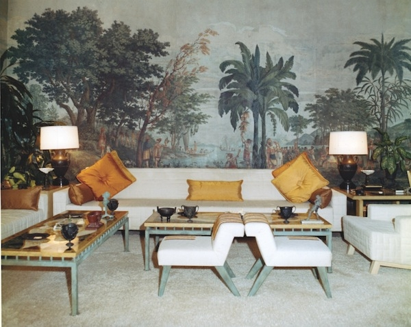 Billy Haines Palm Springs Interior