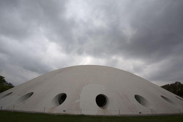 Oscar Niemeyer Oca Pavillion