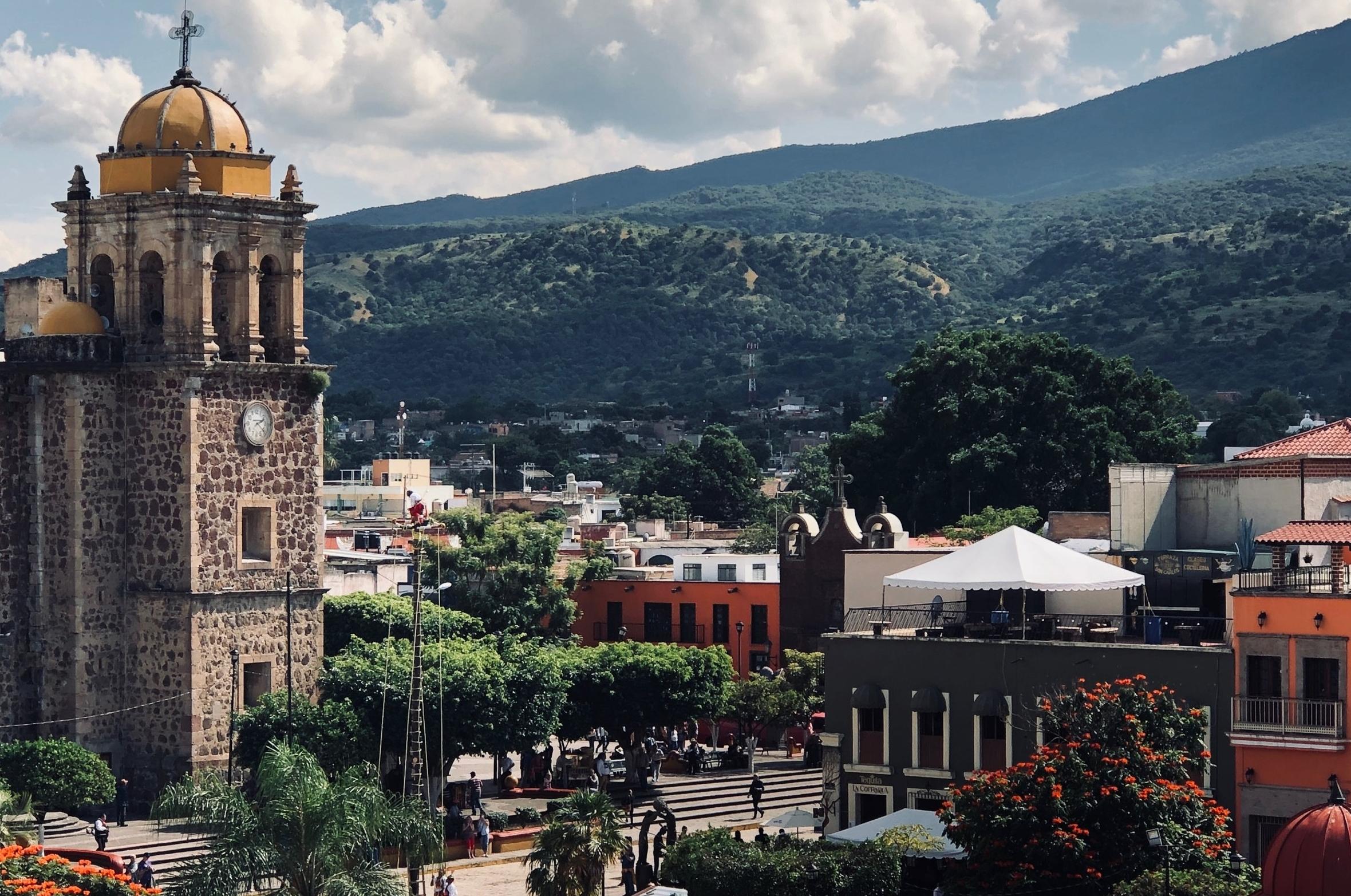 Central México - Stone of the Sun