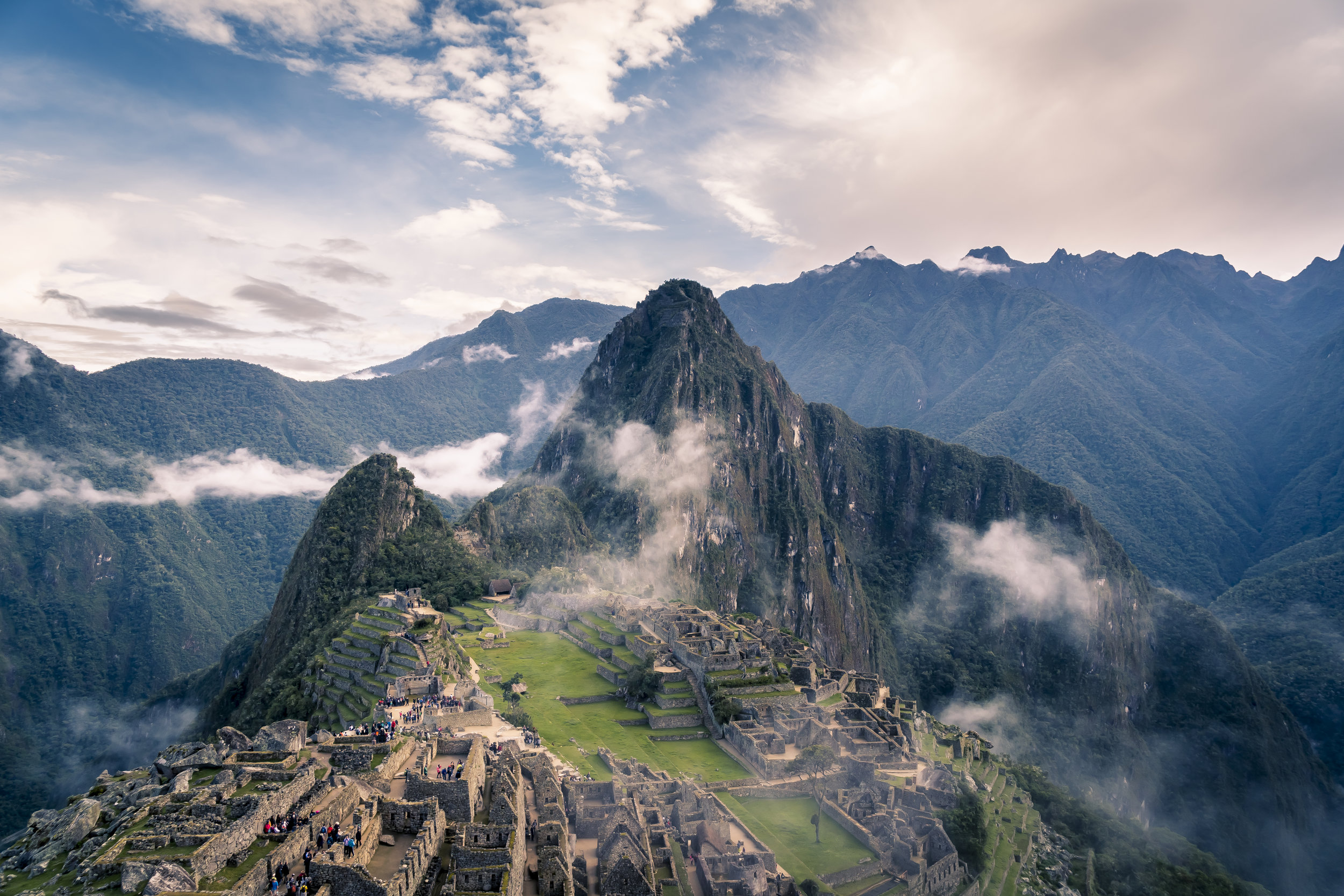 Peru Experience - Encounter Meaning in Ancient Mountains