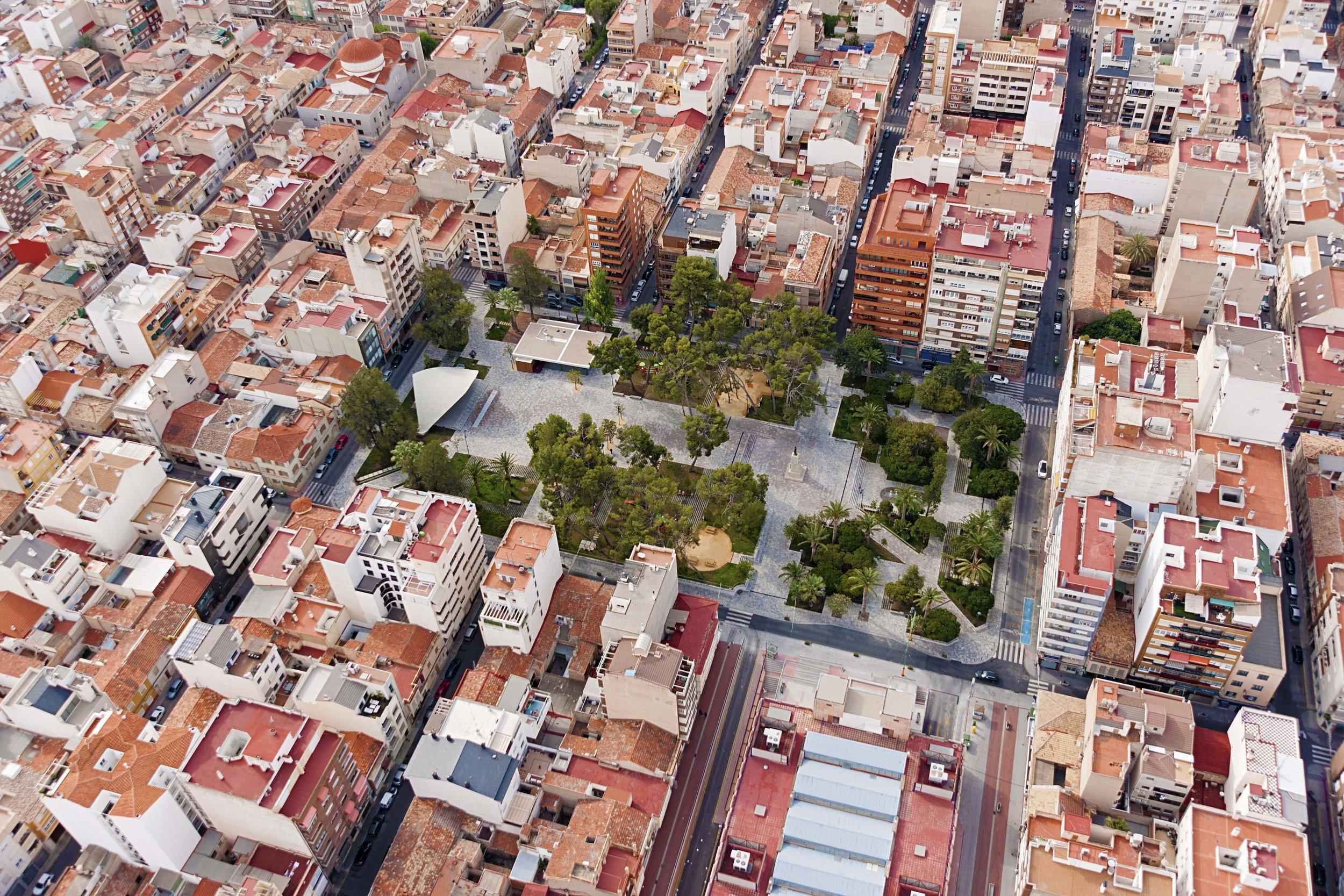 Plaza Castelar