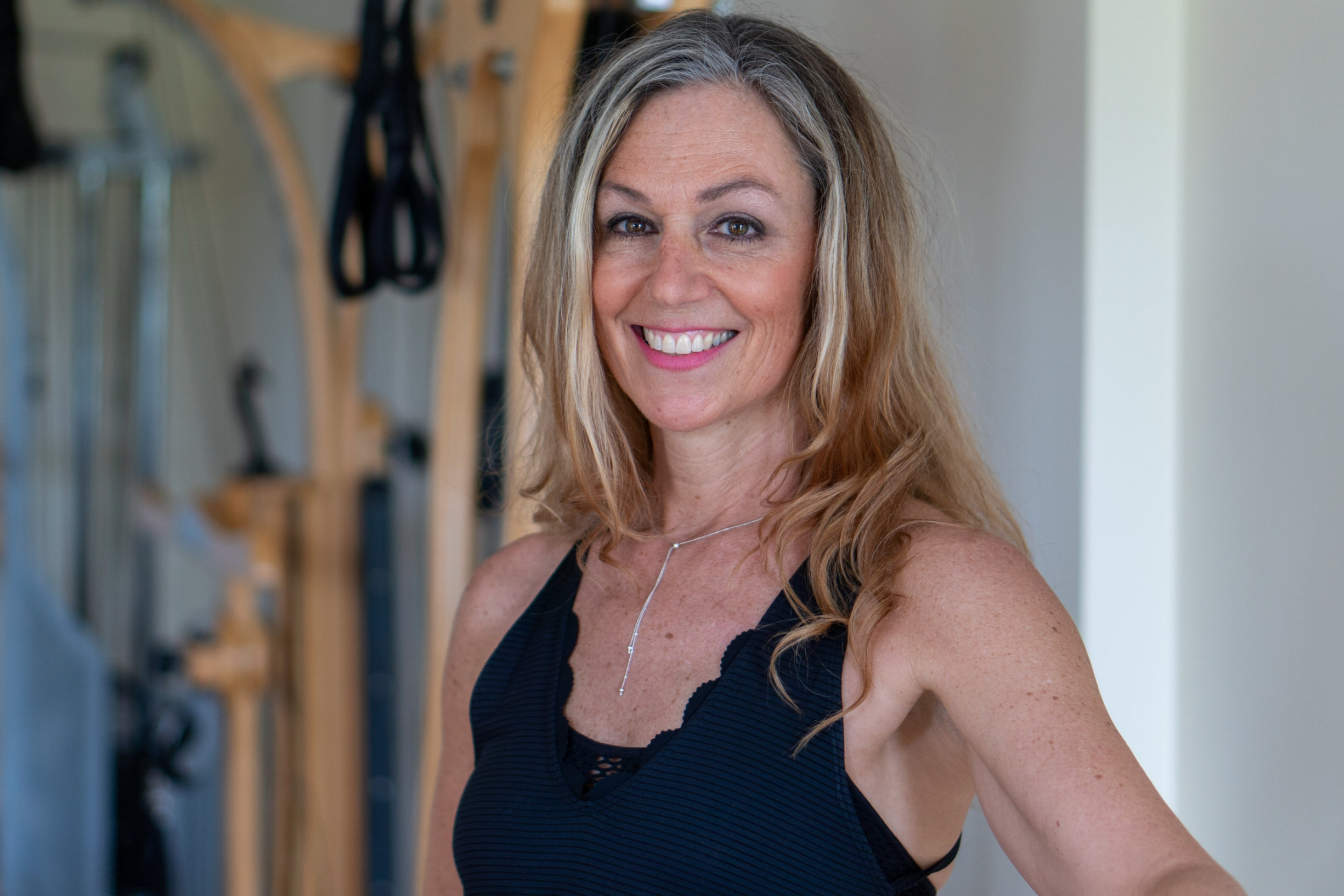 Lisa Lansing - Movement Educator • GYROTONIC EXPANSION SYSTEM® • INSPIRAL PILATES®