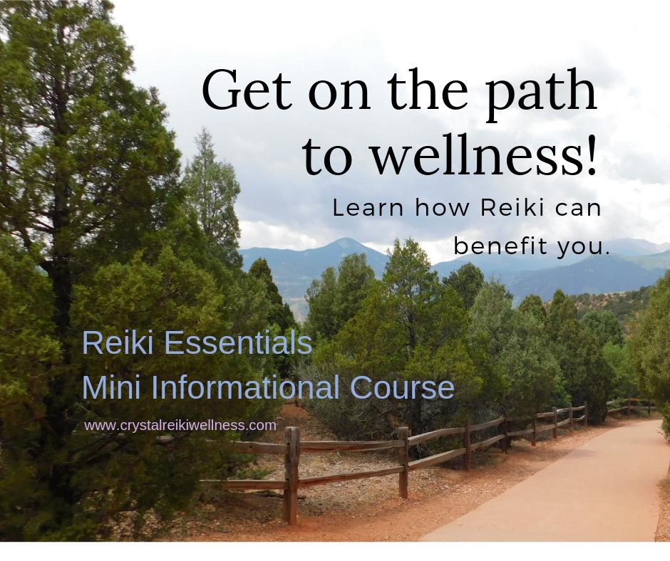 Reiki Essentials Mini Informational Course
