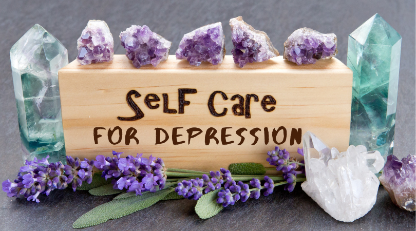 Spiritual Self-Care for Depression