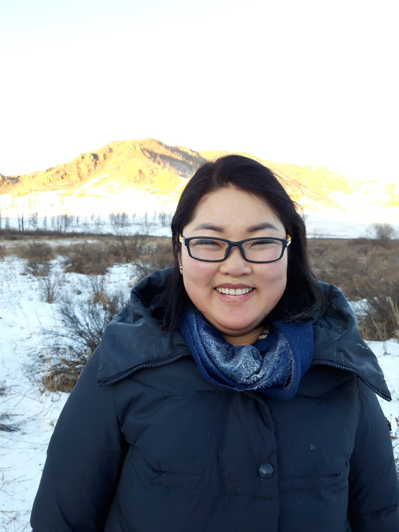 TSATSAA  is camp manager at Eg River EMT Lodge. She has managed the camp since it was built in 2010. She has served many private guests from abroad and vips from Mongolia. She is also an excellent cook of traditional Mongolian dishes.