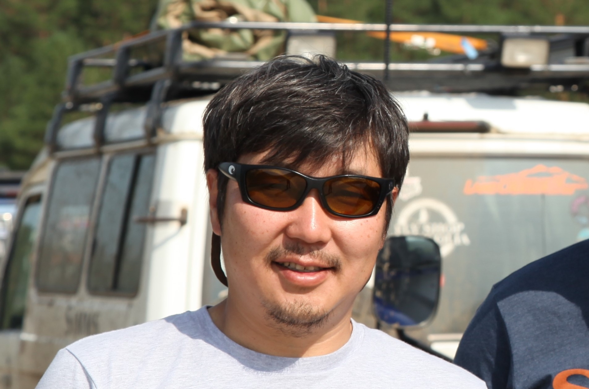 GANBAA i s theco-owner of Fly Shop Mongolia and serves as its executive director. He is an experienced and passionate fly fisherman and, at the same time, works for our partner company A Jet Aviation. Ganbat has been fly fishing throughout Mongolia including many very remote areas.