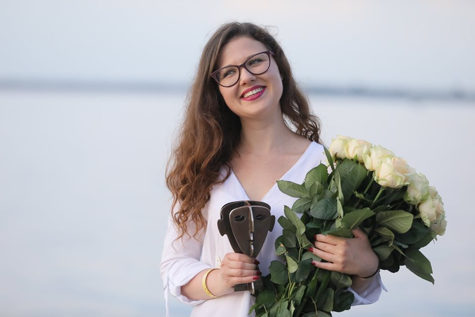 Lesya Ivanova received the top prize in 2019