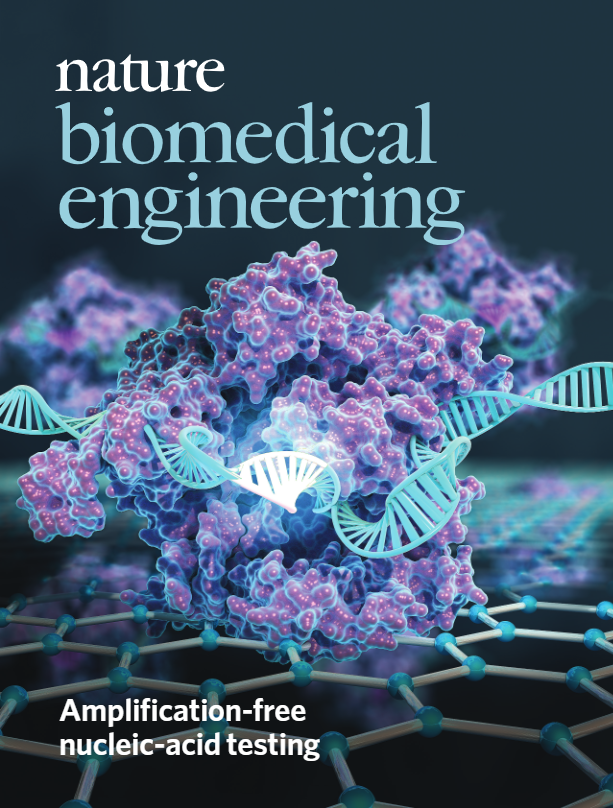 The Aran Lab is Featured on the Cover of Nature Biomedical Engineering -