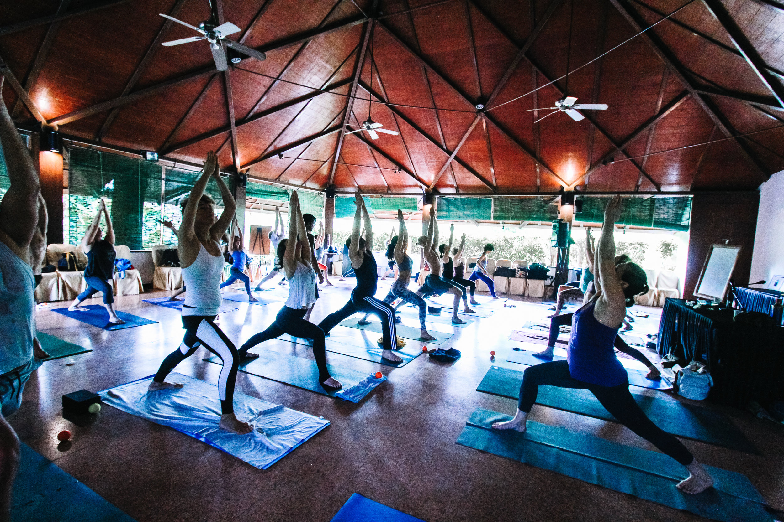 Vinyasa Flow - This is a mixed level Vinyasa class for anyone practicing in either Levels 1 or 2. These are innovative classes reflecting the distilled approach of our experienced teachers…