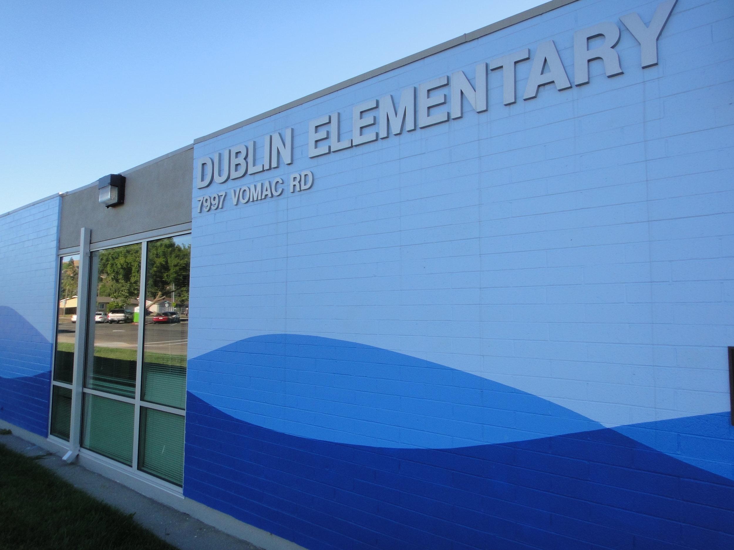 Dublin elementary school