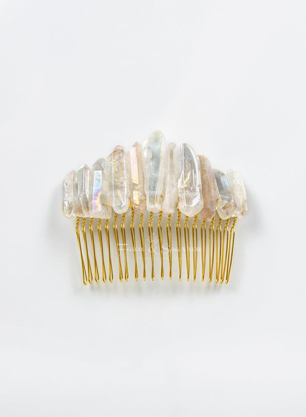 Angel Aura /& Aqua Aura Hair Comb
