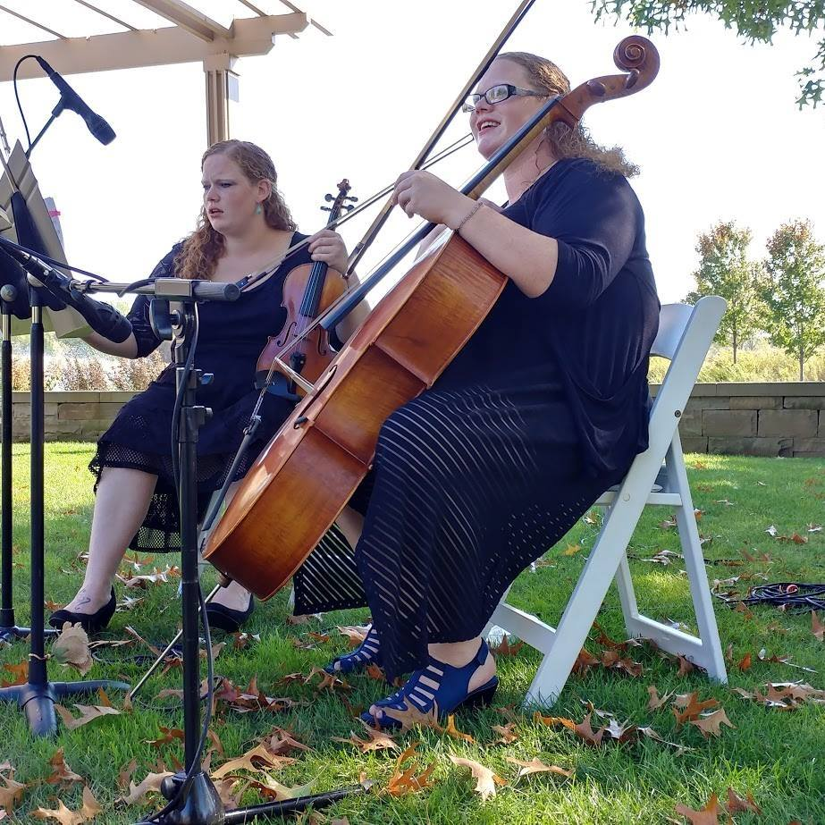 Twins Duet Better - Let us provide a beautiful soundtrack to your special day!