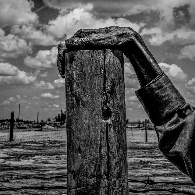 Allensworth, CA. Fence post. Allensworth is a town in Tulare County, California. The population is 471 and 54% live below the poverty level.