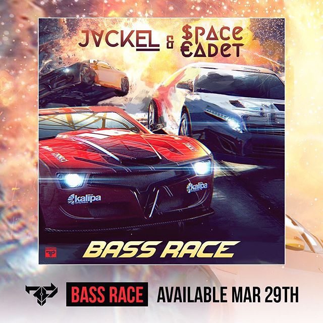 "Currently on tour + I've got a BRAND NEW SINGLE ""BASS RACE"" coming out on @firepowerrecs MARCH 29 🤘🏻🎵🔥🥶 #Dubstep #HardDance #FirePowerRecords"