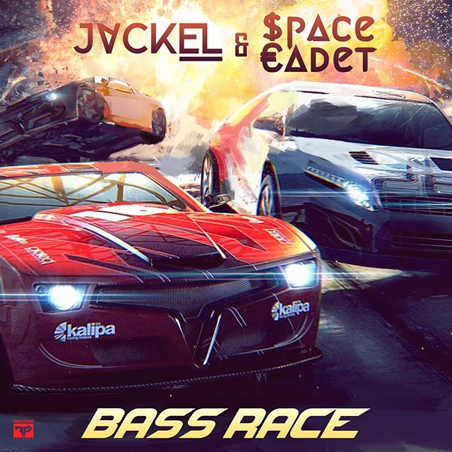 "Brand new single out now on @firepowerrecs 🔥🔥🔥 "" Bass Race "" 🏎 w @spacecadet.music  Link in Bio 🎵🤘🏻 #Dubstep #EDM #JackEL #FirePower #FirePowerRecords"