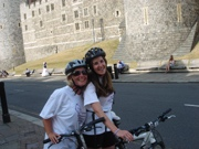 London to Windsor Cycle Ride