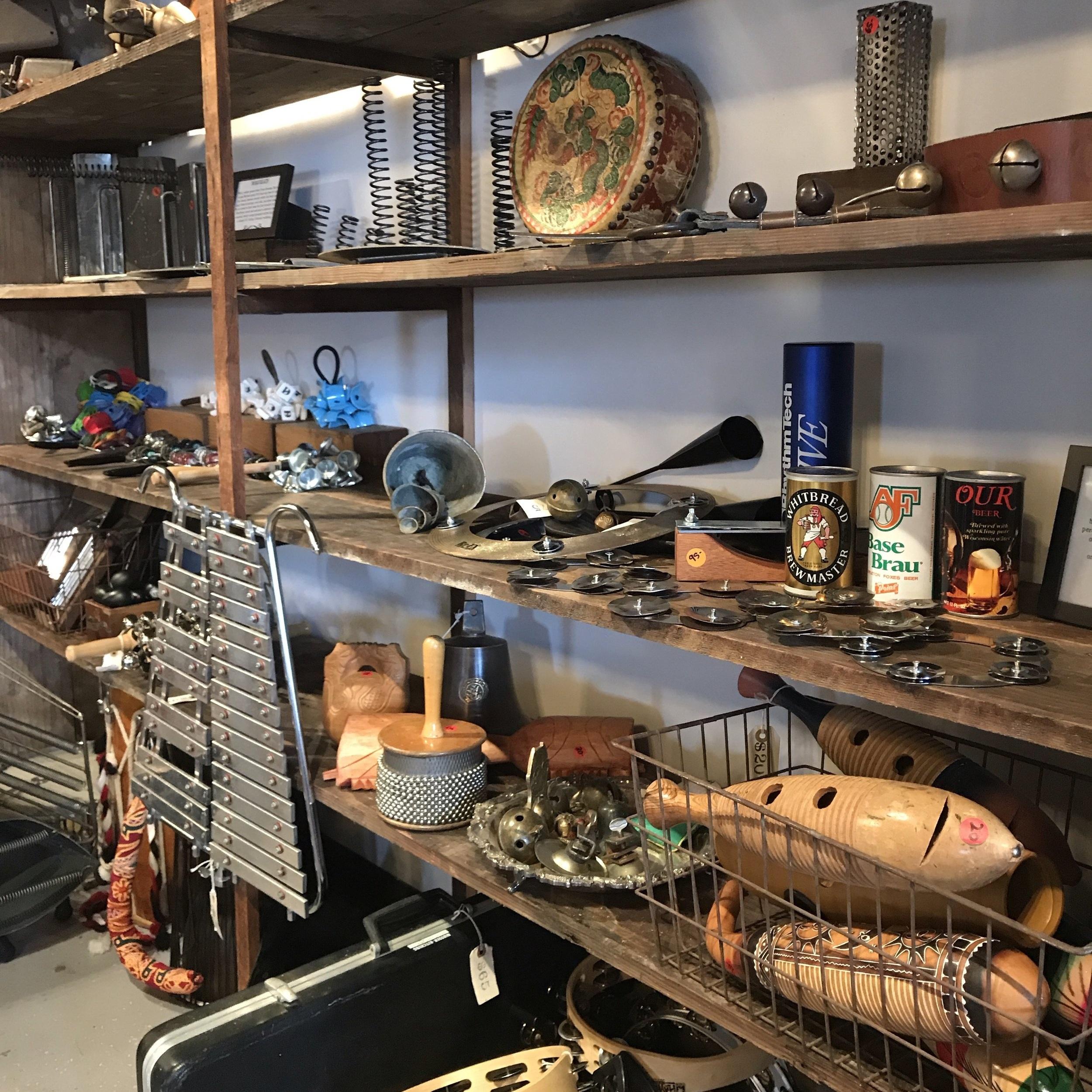 Revival Drum Shop - 902 SE Sherman St Portland, OR