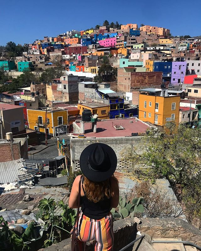 I promise I'll never take these blue skies for granted. #travel #mexico🇲🇽 #solofemaletravel #guanajuato #femaletravel #femaletravelbloggers