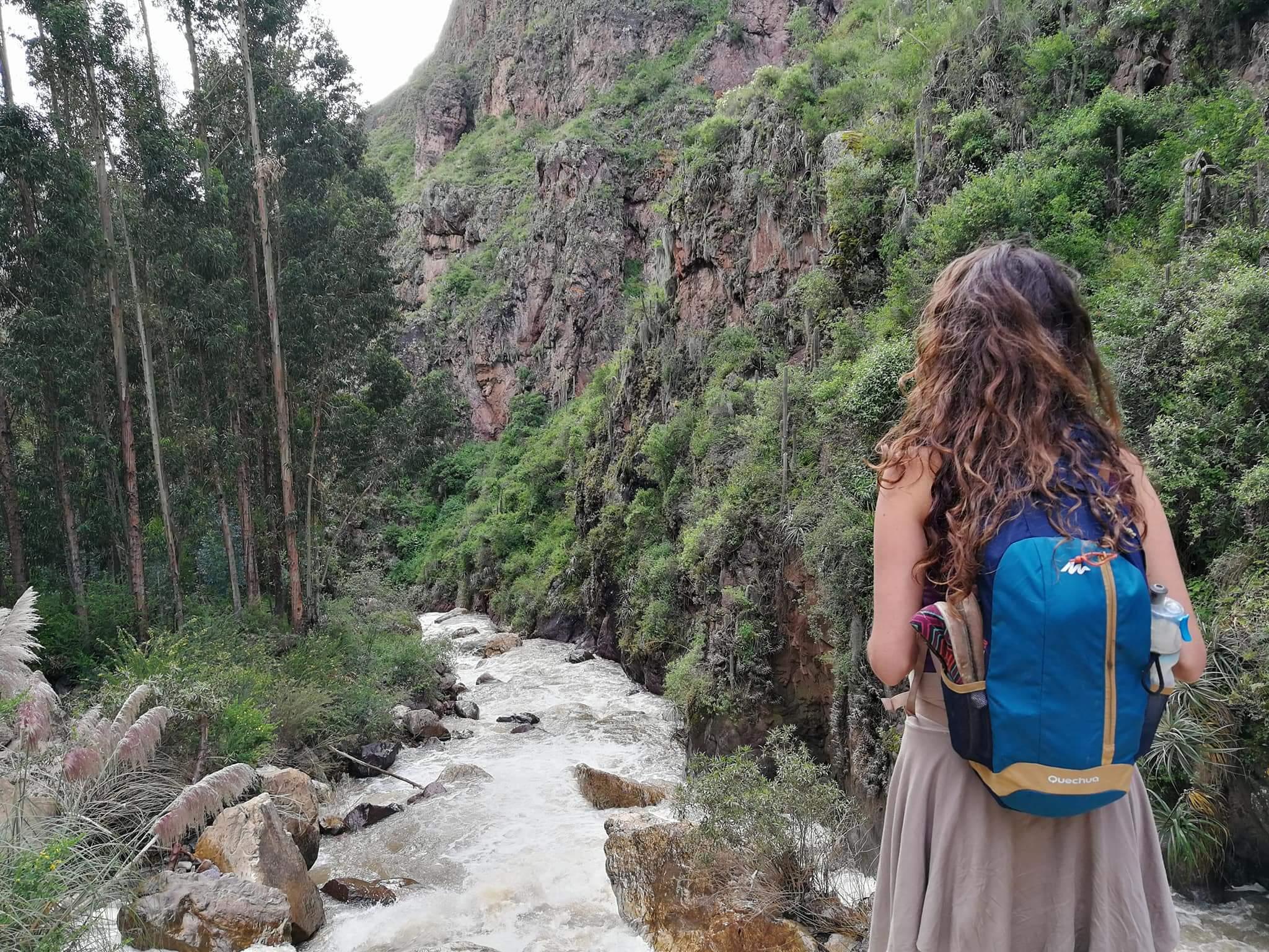 Chaja in Peru