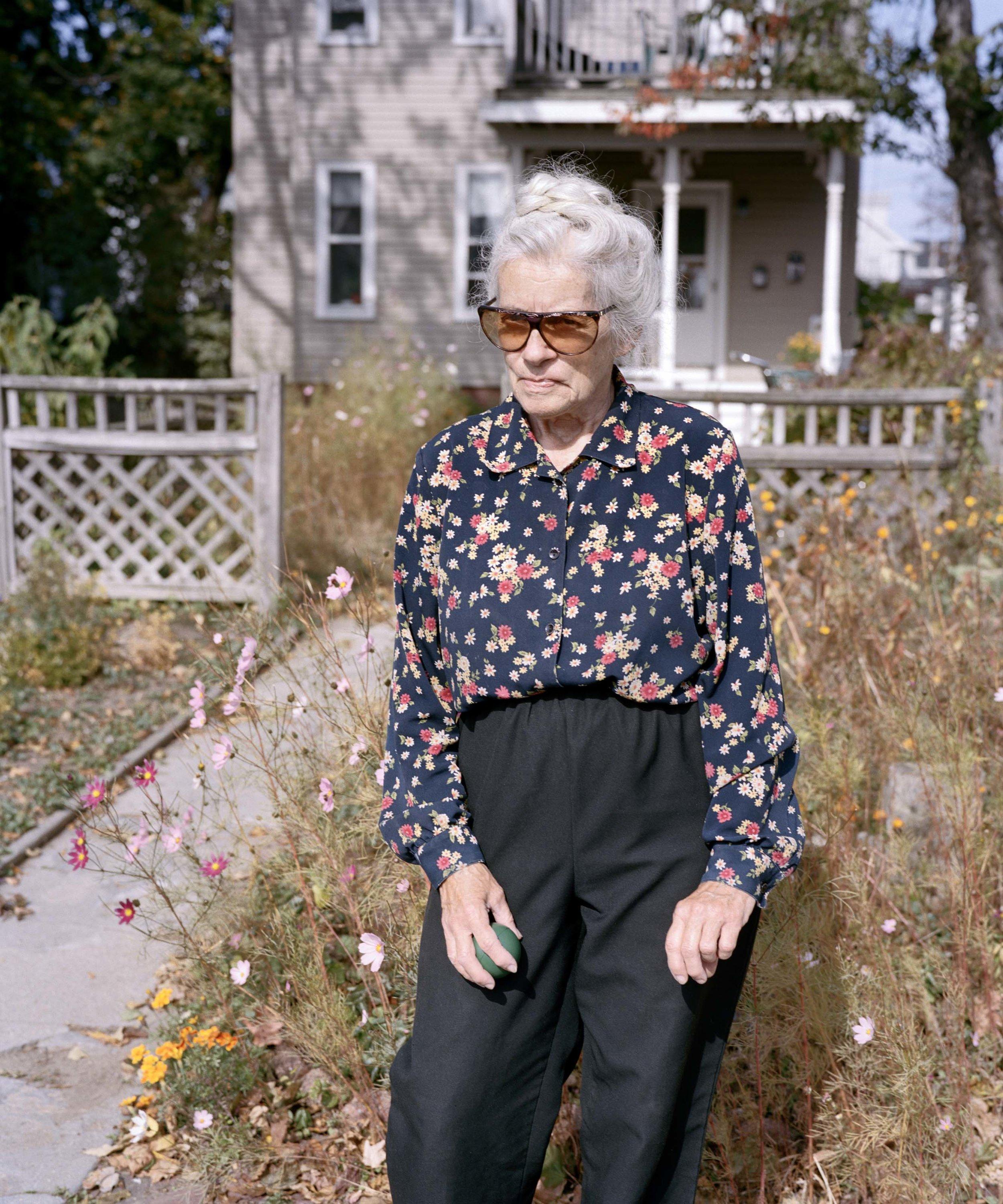 Judy, near Boston, MA, 2013